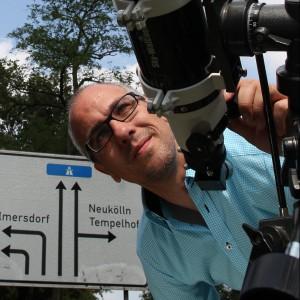 Stefan Gotthold Astronomie