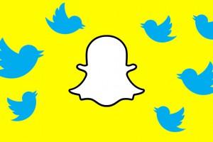Snapchat vs. Twitter